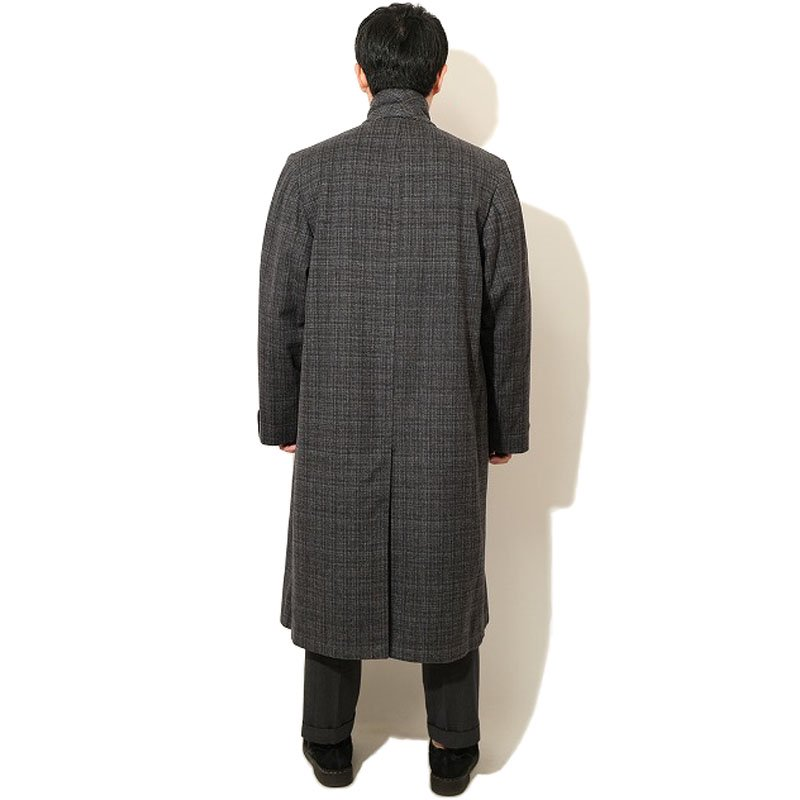 Vintage Wool Over Coat