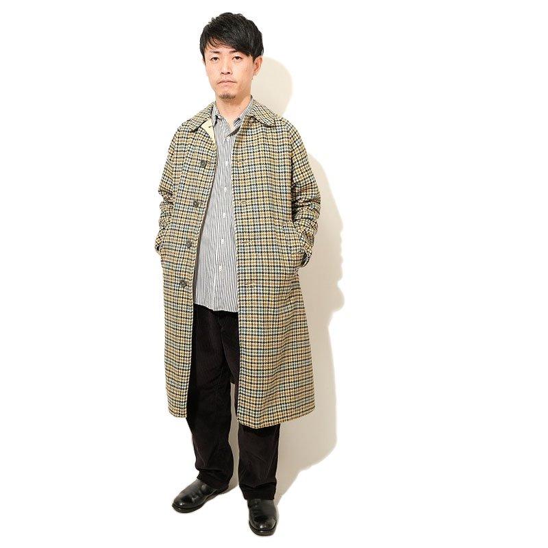 Vintage Burberrys Tweed Reversible Coat