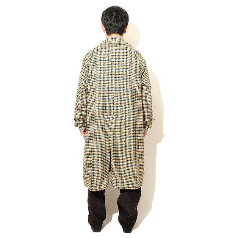 Vintage Burberrys Tweed Reversible Coat