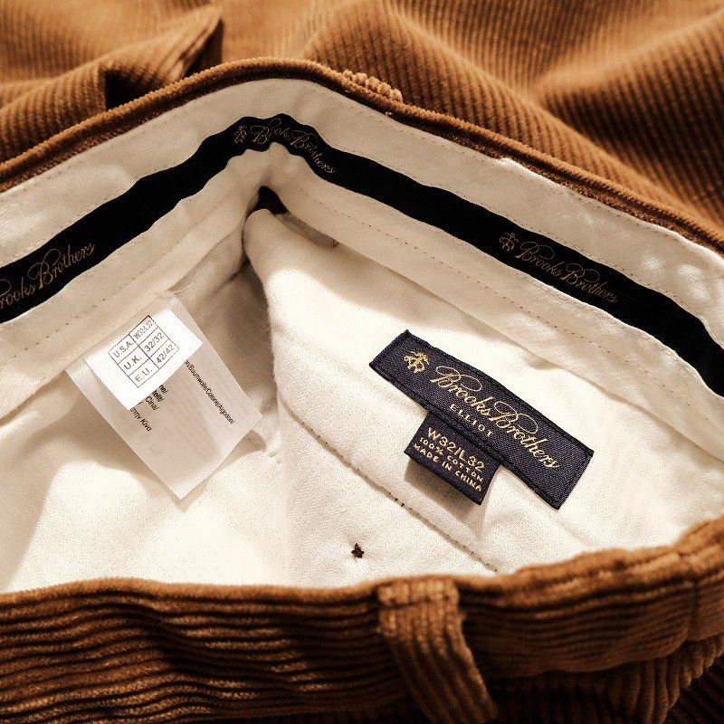 Brooks Brothers Corduroy Trousers