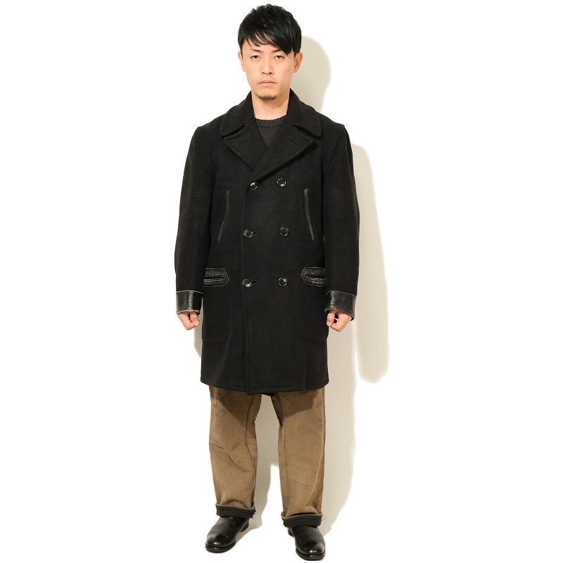 Windward OUTDOOR CLOTHING Wool Coat