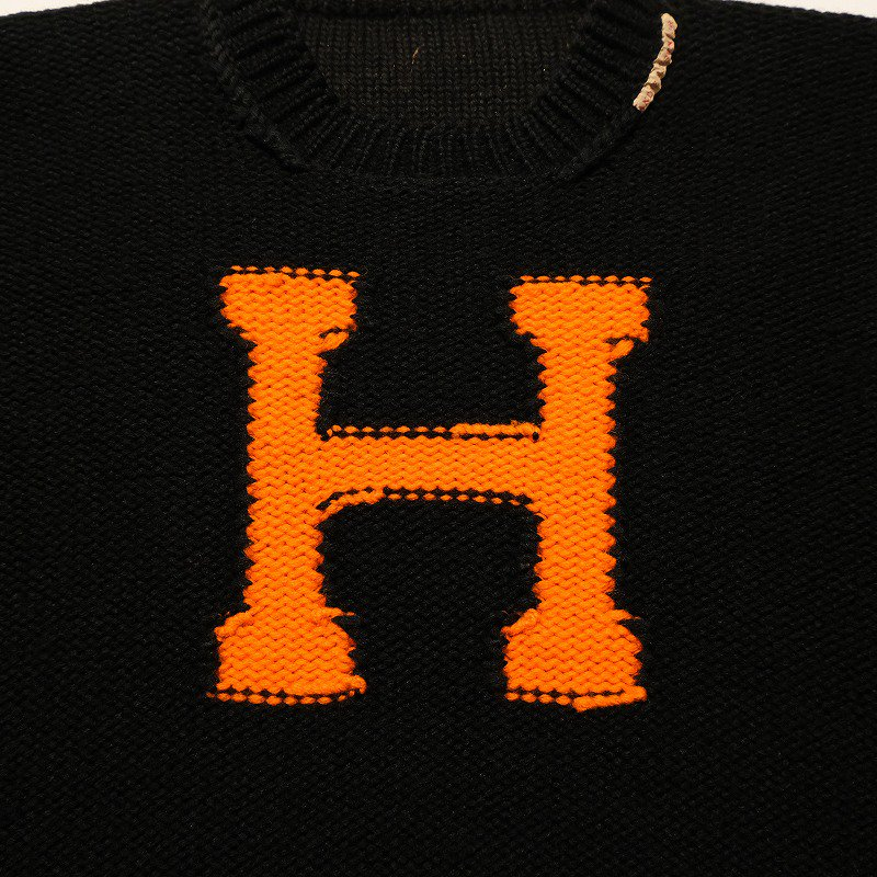 Lettered Sweater
