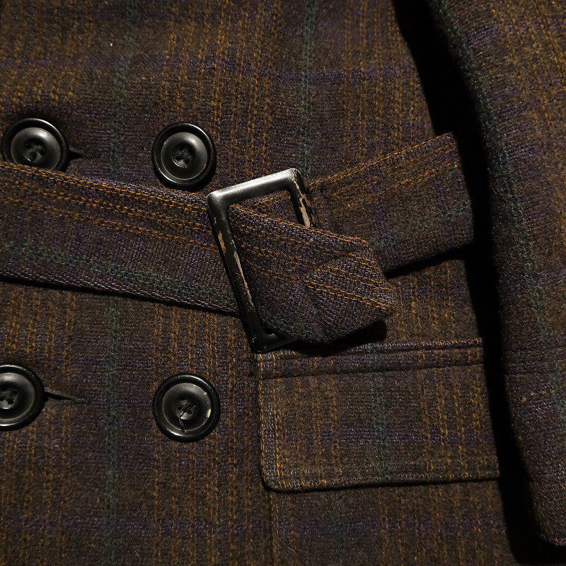 BARTEL WARM WEAR Mackinaw Coat