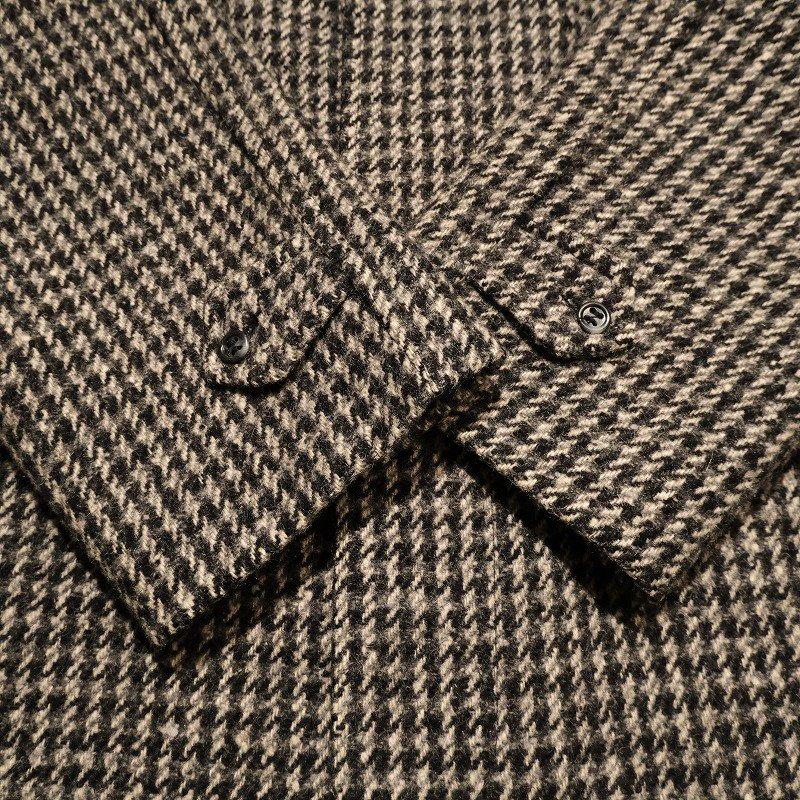 Vintage Wool Overcoat