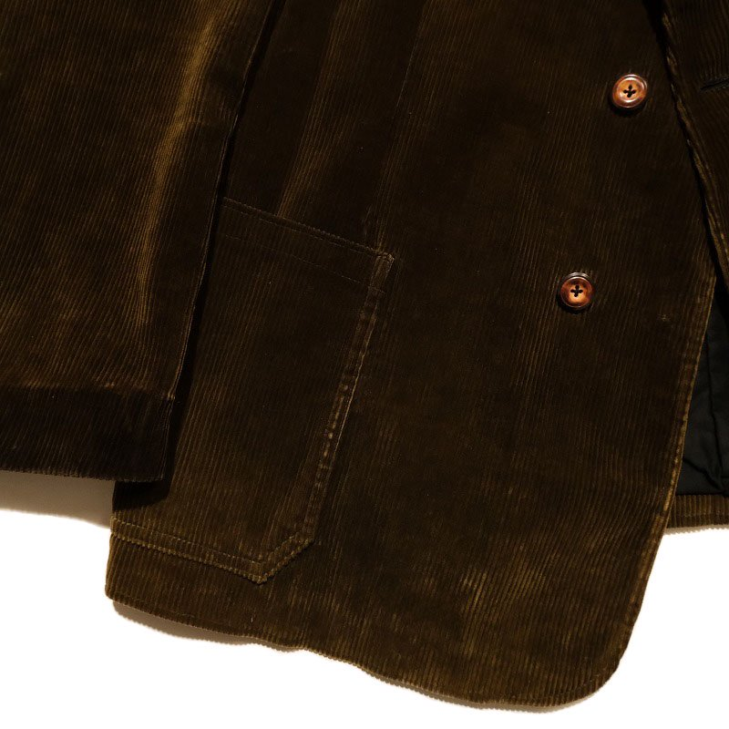 French Corduroy Farmers Jacket
