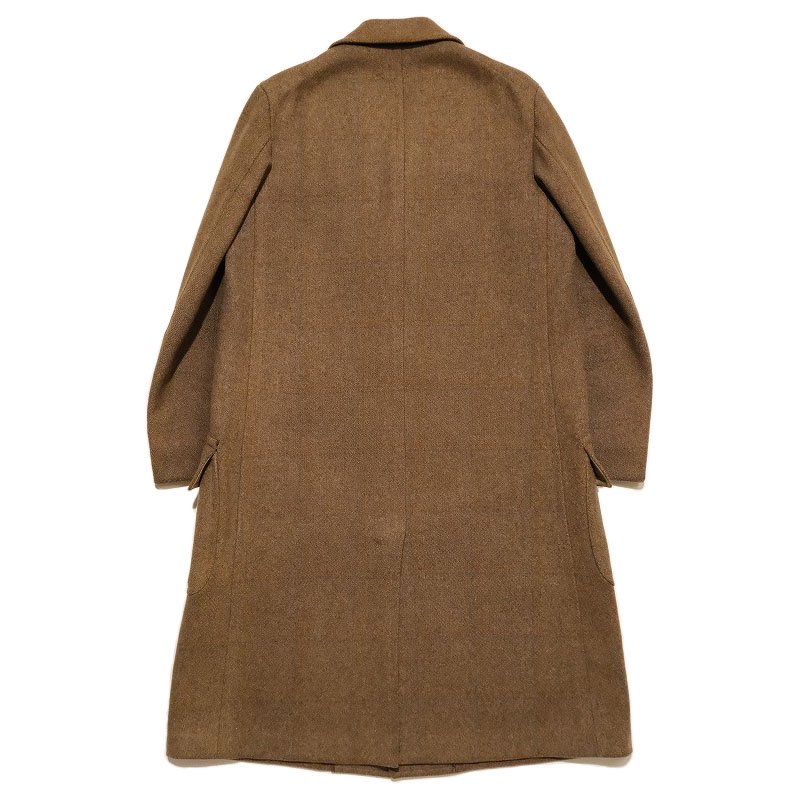 KIRSCHBAUM CLOTHES WOOL OVERCOAT