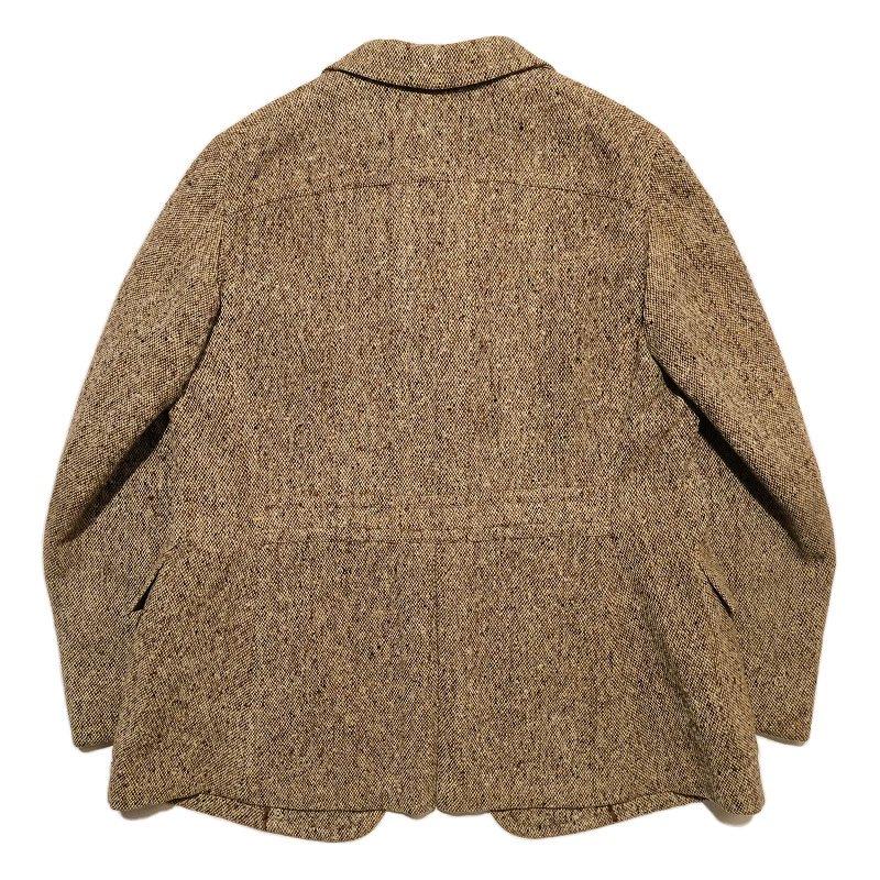 FASHION PARK CLOTHES TWEED SACK COAT