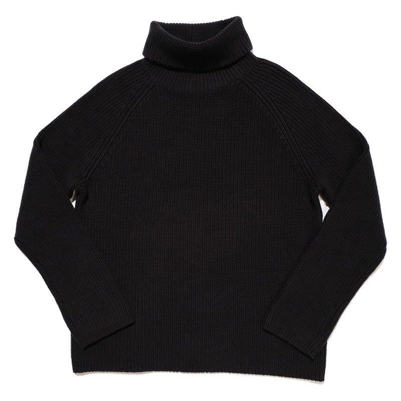 LANDS' END Turtle Neck Sweater