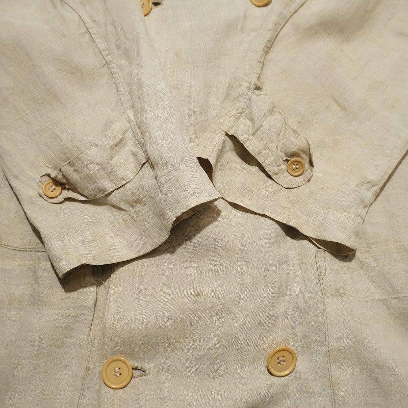 Linen Duster Coat