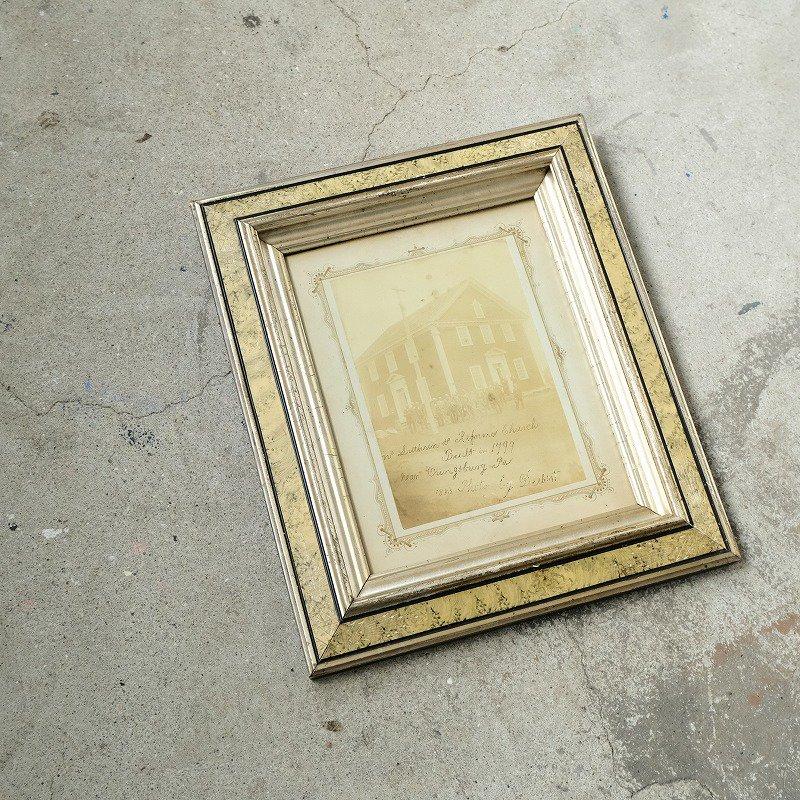 Antique Photo & Photo Frame