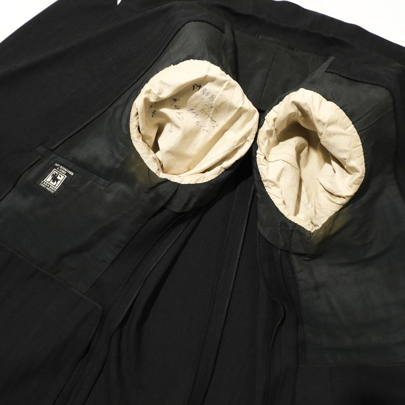 HART SCHAFFNER & MARX DOUBLE BREASTED SUIT