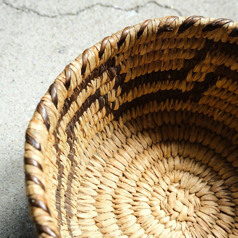 Antique Pima Basketry Bowl