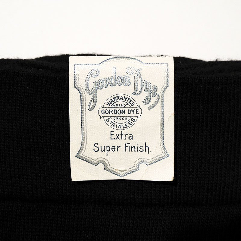GORDON DYE Silk Fleeced Socks