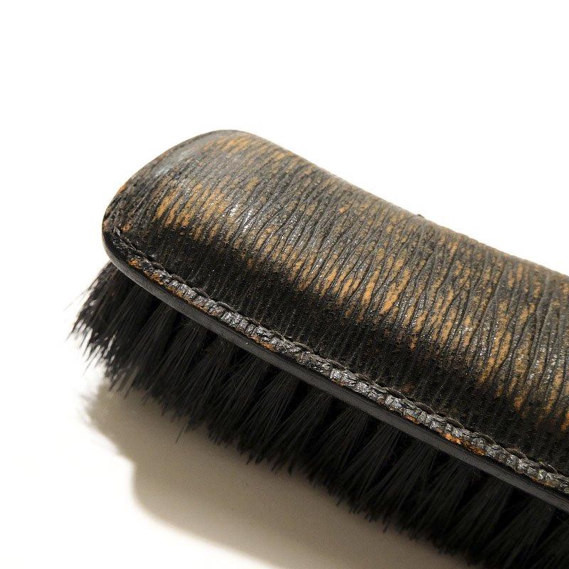 Antique Shoe Shine Brush