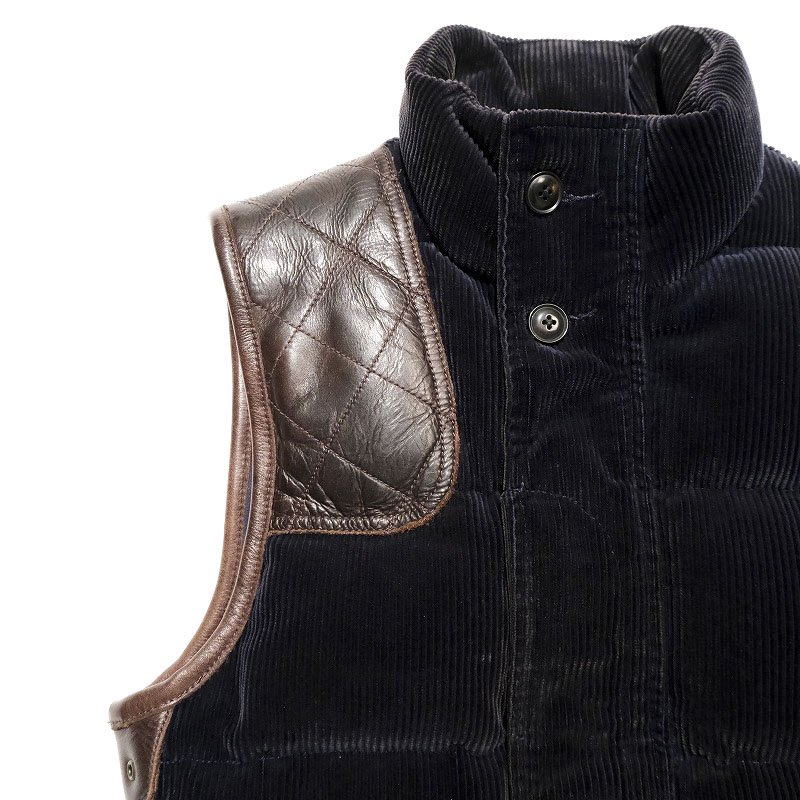 Polo by Ralph Lauren Corduroy Down Vest