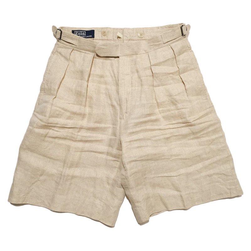 Polo by Ralph Lauren Linen Shorts
