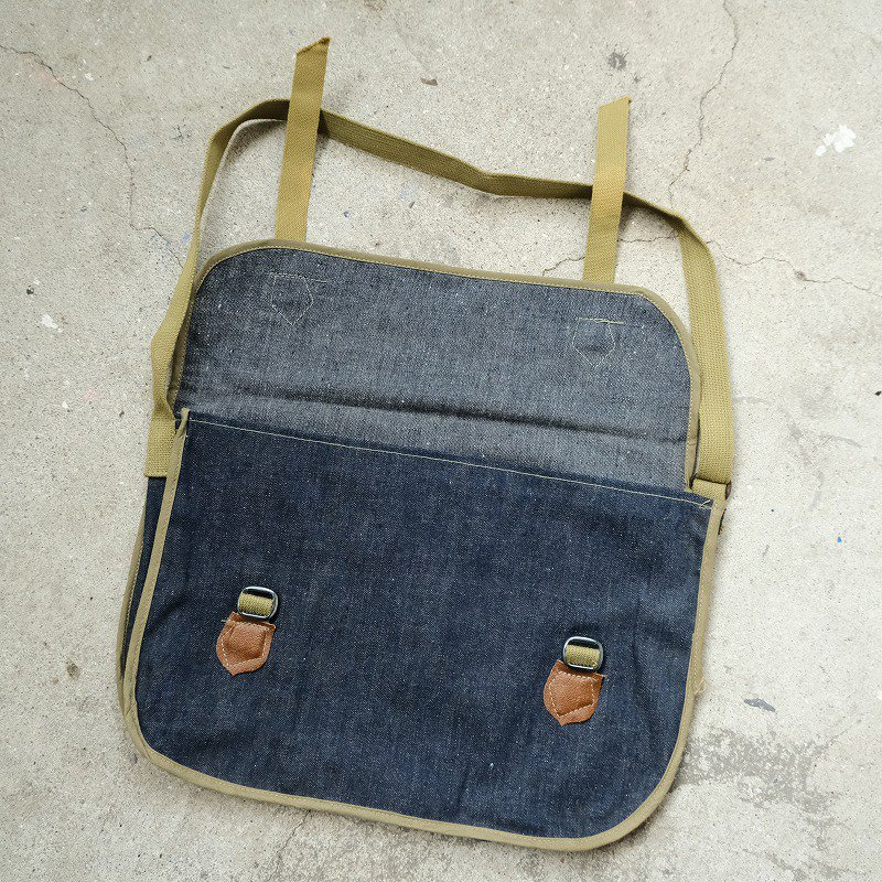 DENIM SHOULDER BAG