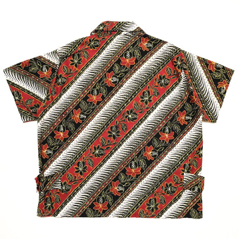 ITALIAN COLLAR Box Shirt