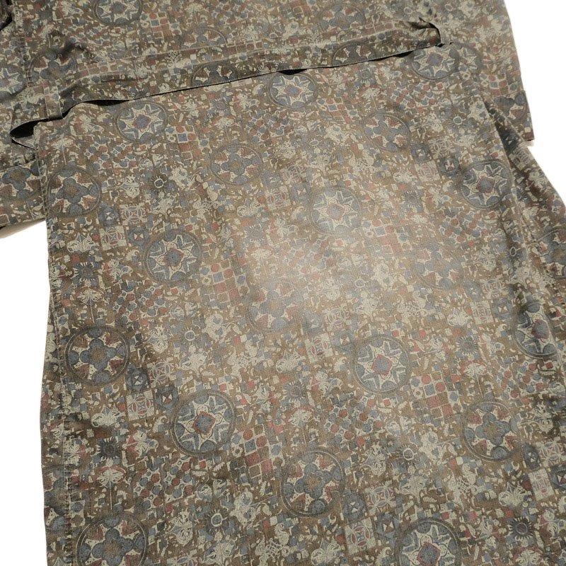 Shawl Collar Gown
