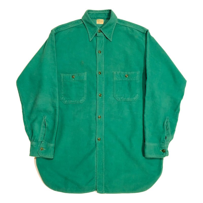 DEER CREEK BRAND Flannel Work Shirt