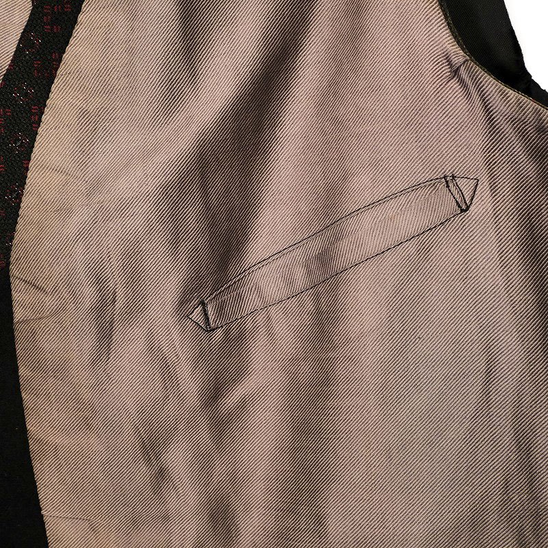 Antique Double Breasted Waistcoat