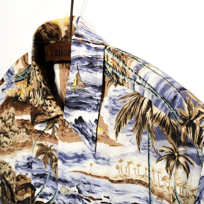 SPORTSWEAR Hawaiian Shirt