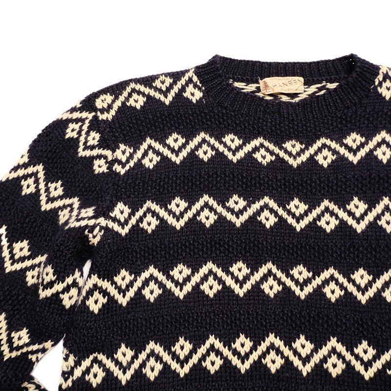 HANSEN Wool Sweater