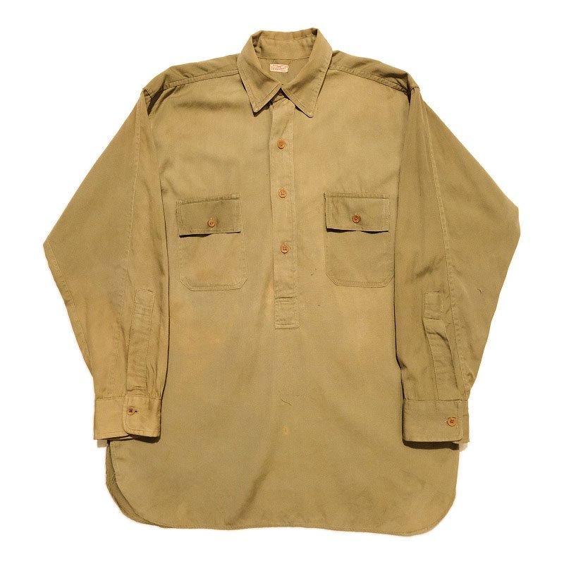 Waldorf Pullover Cotton Shirt