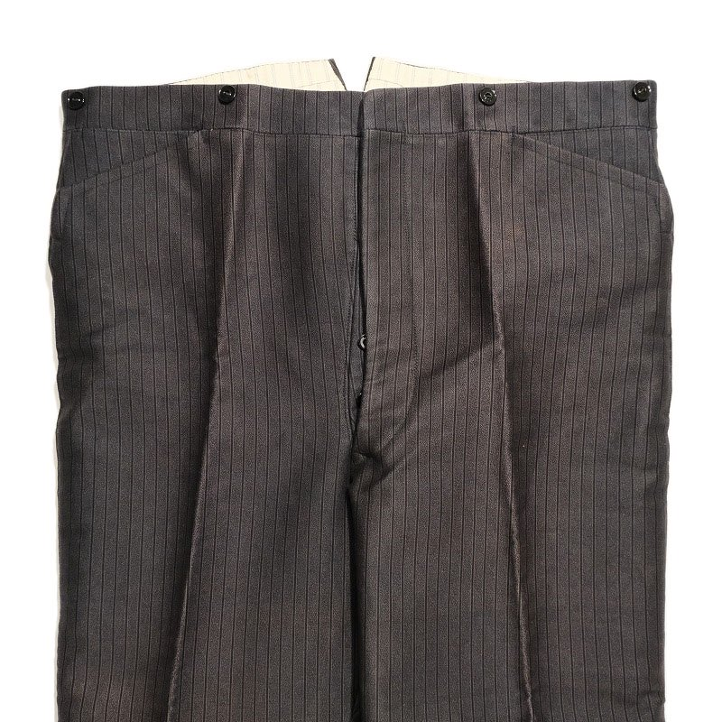 Antique Heavy Cotton Trousers