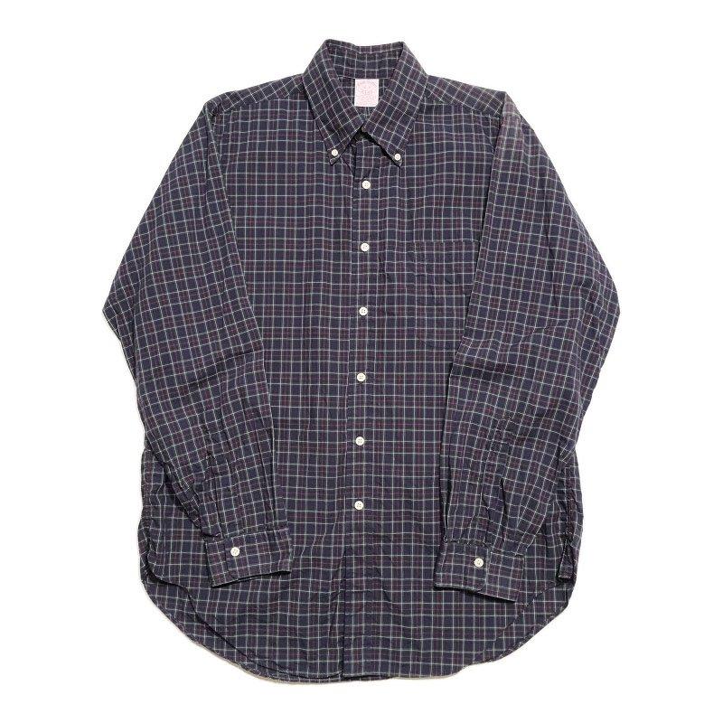 Brooks Brothers Cotton B.D. Shirt