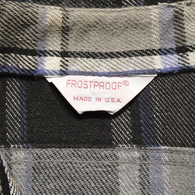 Heavy Cotton Flannel Shirt