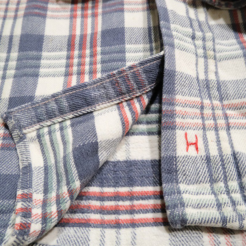 SunValley Heavy Cotton Flannel Shirt