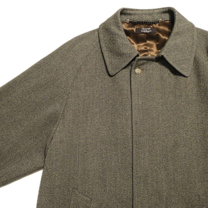 Paul Stuart Wool Coat
