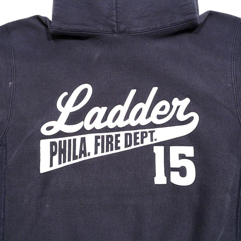 Ladder PHILA FIRE DEPT Sweat Parka