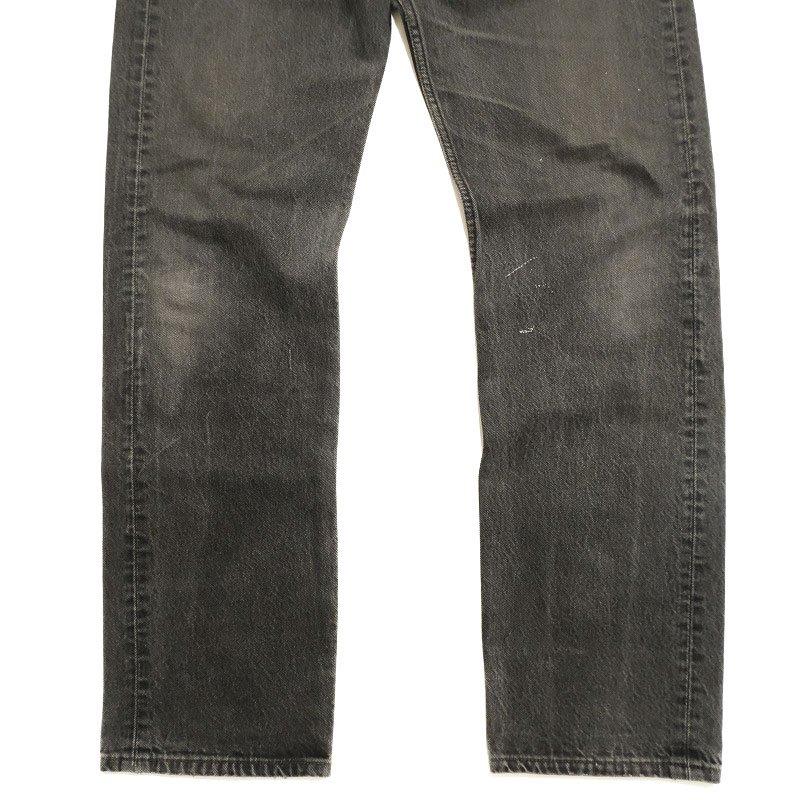 Levi's 501 Black Pants