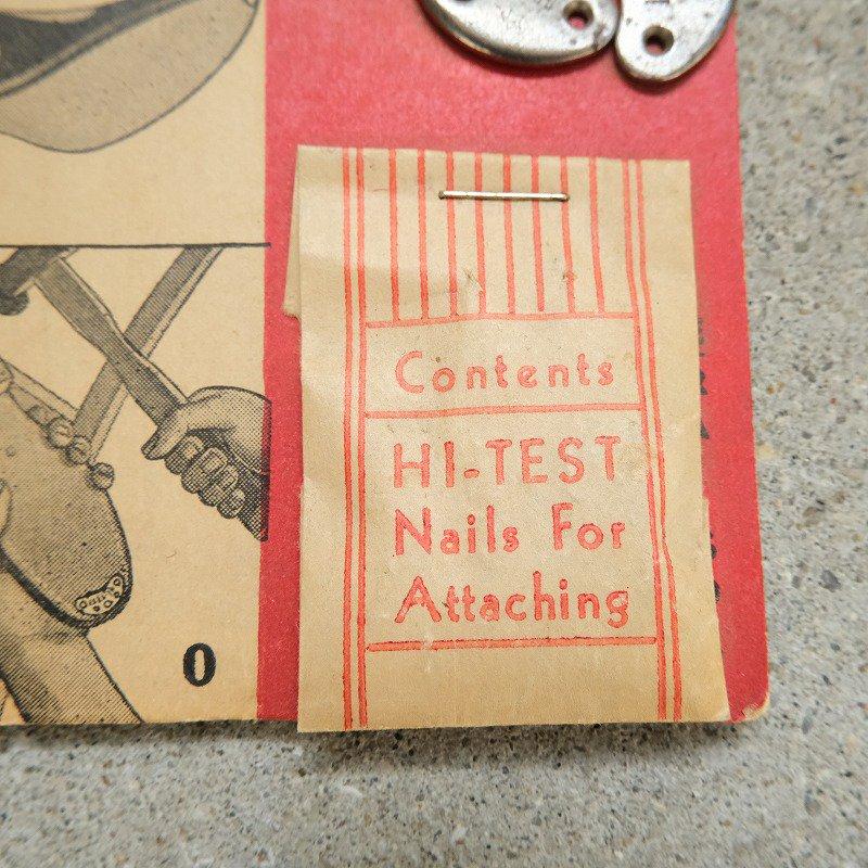 HI-TEST SOLE & HEEL PROTECTORS