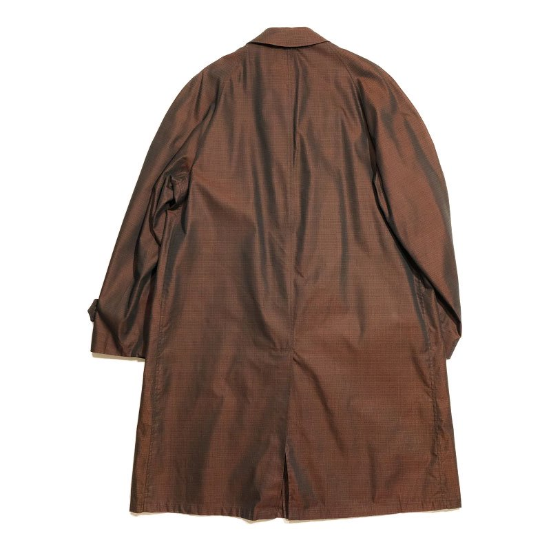 PLYMOUTH BALMACAAN COAT