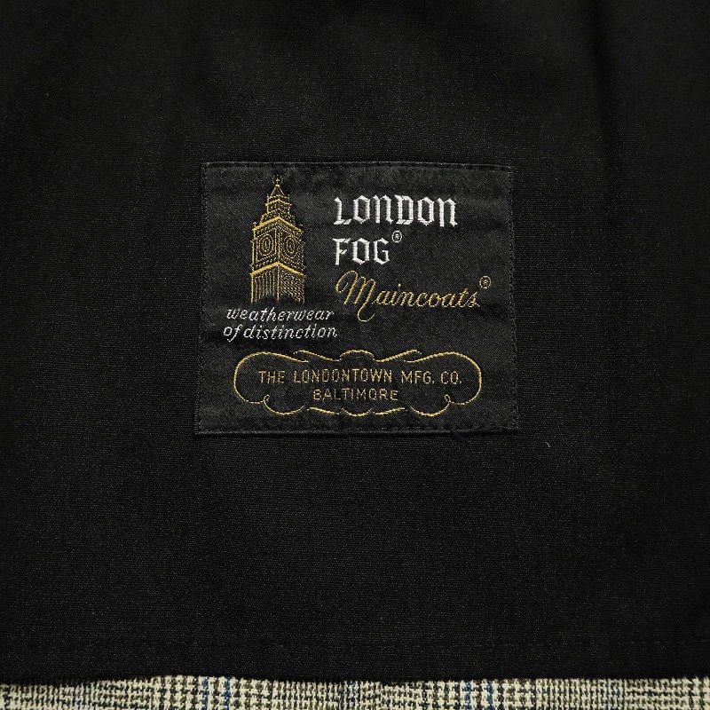 LONDON FOG BALMACAAN COAT