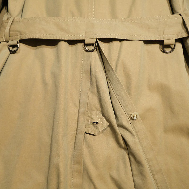 OLD LANVIN TRENCH COAT