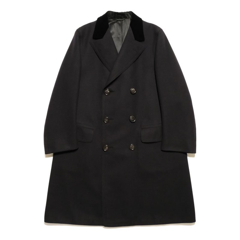 Double Breasted Chesterfield Coat