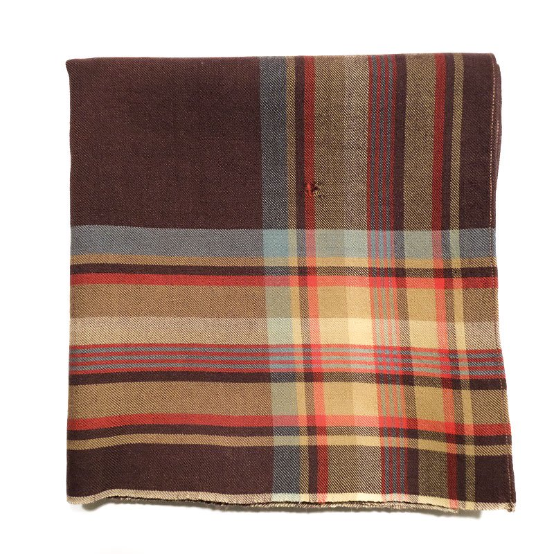 Antique Wool Scarf