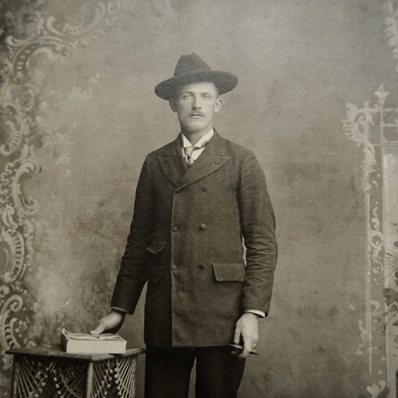Antique Gentleman Photo