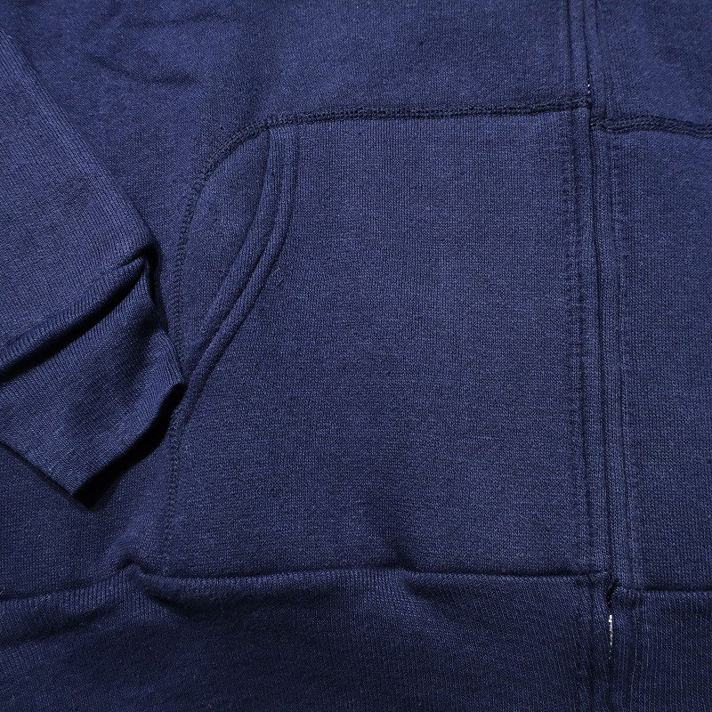 Full Zip Sweat Parka