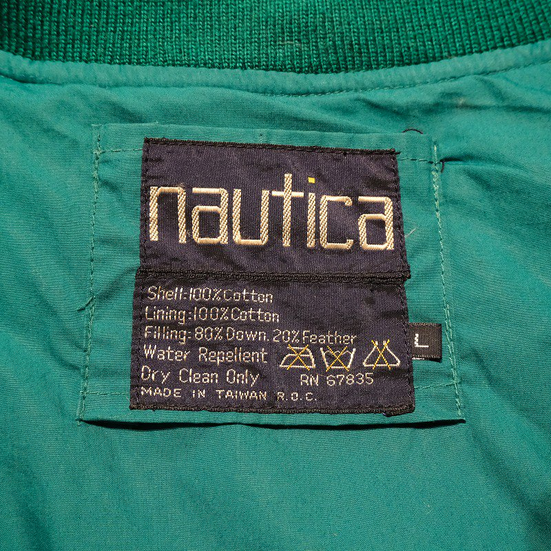 NAUTICA DOWN JACKET