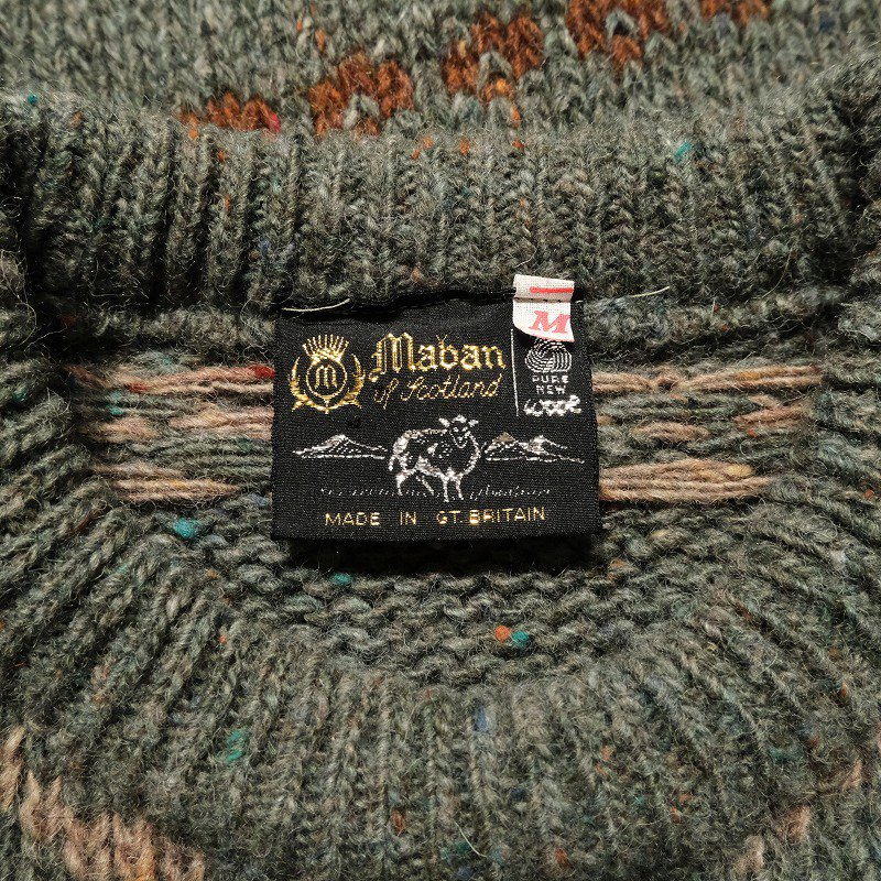 M & B. Anson Sweater