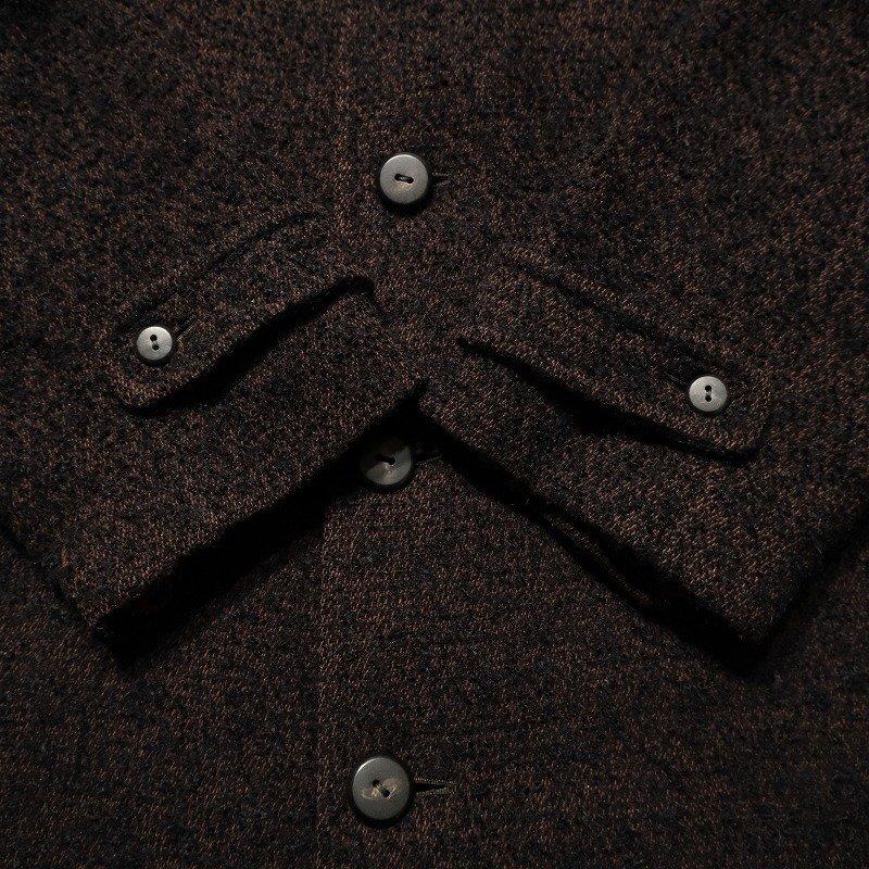 Varsity Town Clothes Tweed Coat