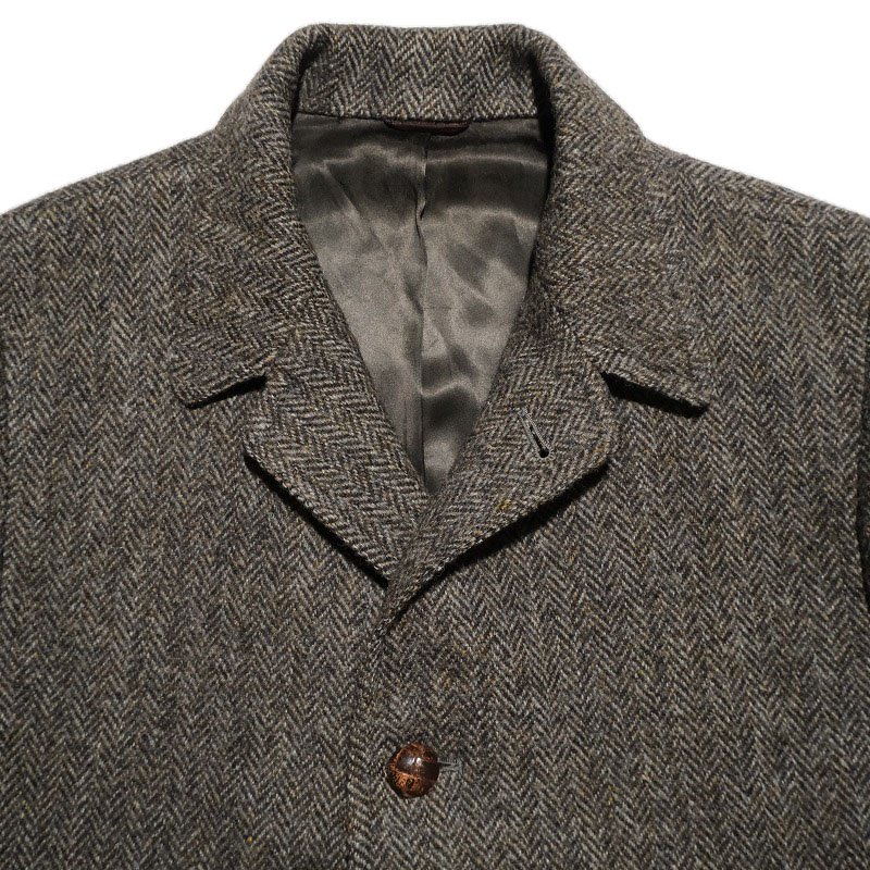 SEARS HARRIS TWEED COAT