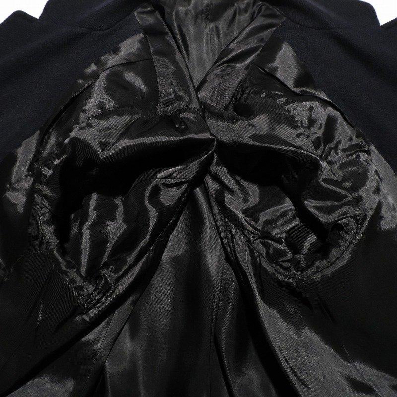 F・R・TRIPLER & CO. HERRINGBONE TWEED COAT