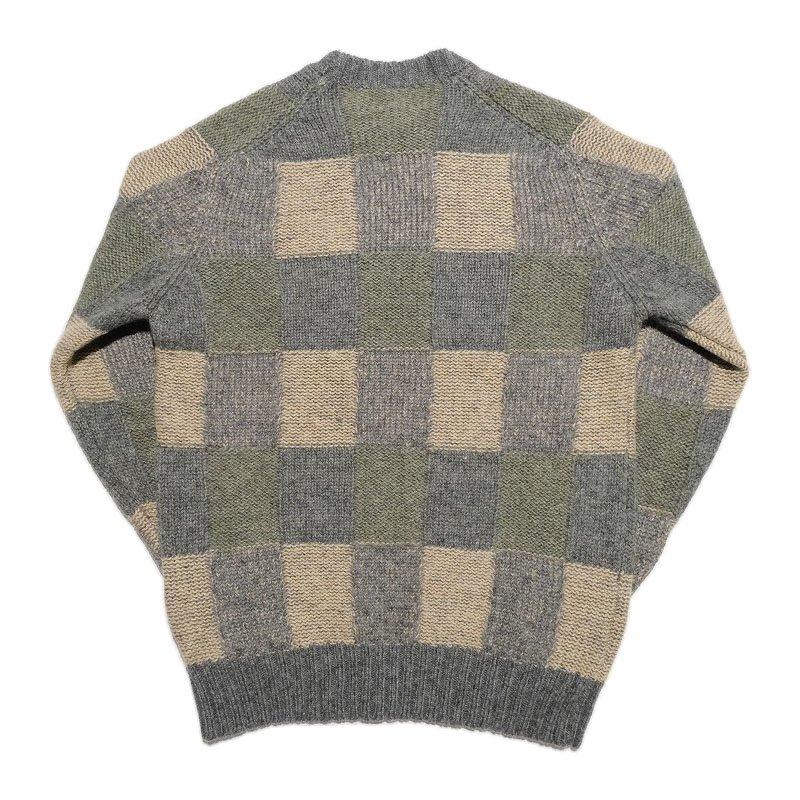 BRAEMAR INTERNATIONAL Shetland Sweater