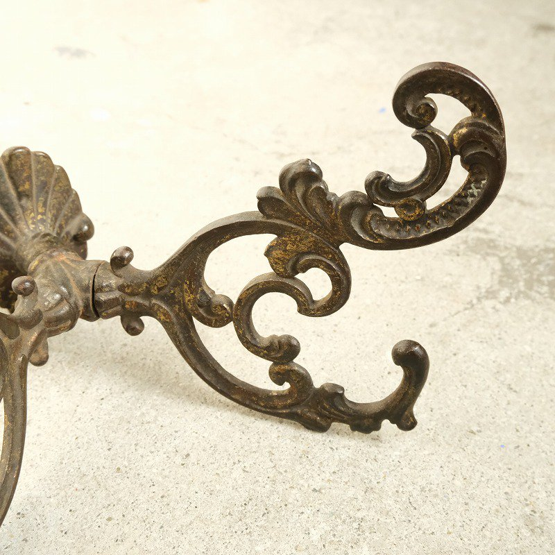 Victorian Cast Iron Hook